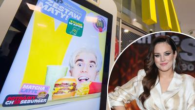 Ewa Farna broni Maty i jego reklamy. Zapowiedziała wizytę w fast foodzie: muszę jechać z kimś na kacu, z kim się podzielę