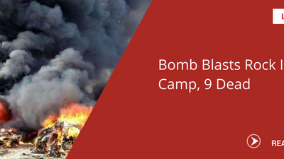 2 suicide bombers kill at least 9 in IDP camp