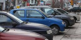 Zedrą z nas za parkowanie