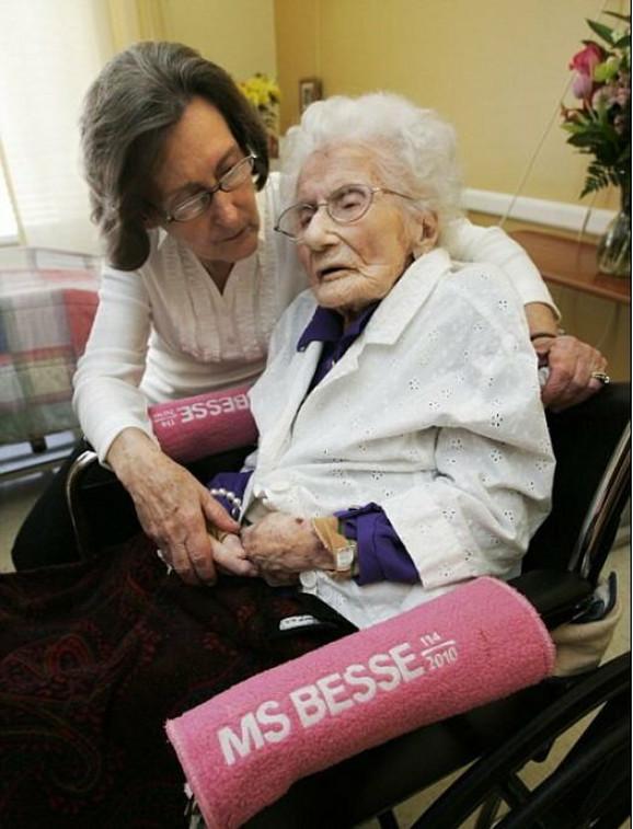 Bes Kuper, najstarija osoba na svetu