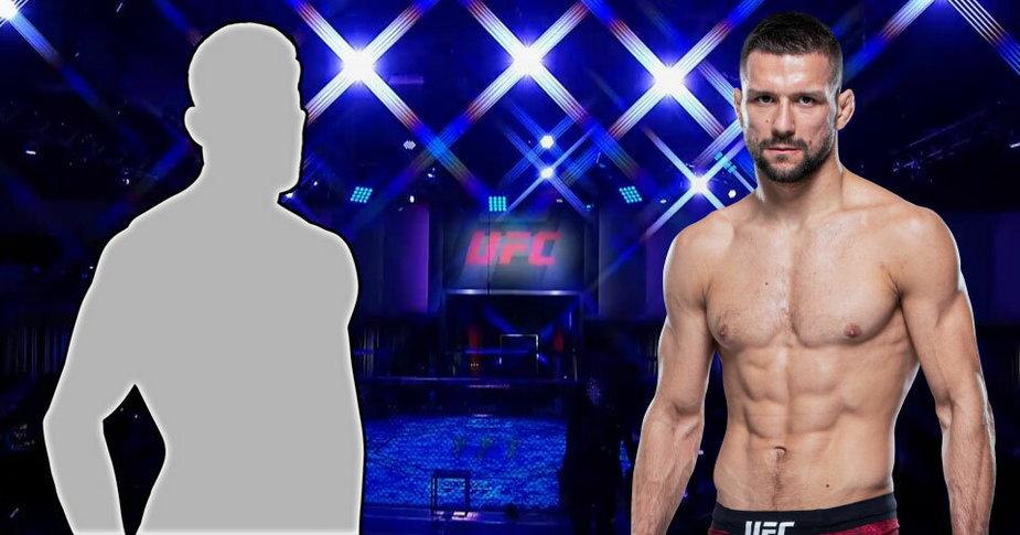 Mateusz Gamrot wskazuje kolejnego rywala po wygranej na UFC Vegas 23