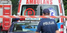 Nagus groził policjantom