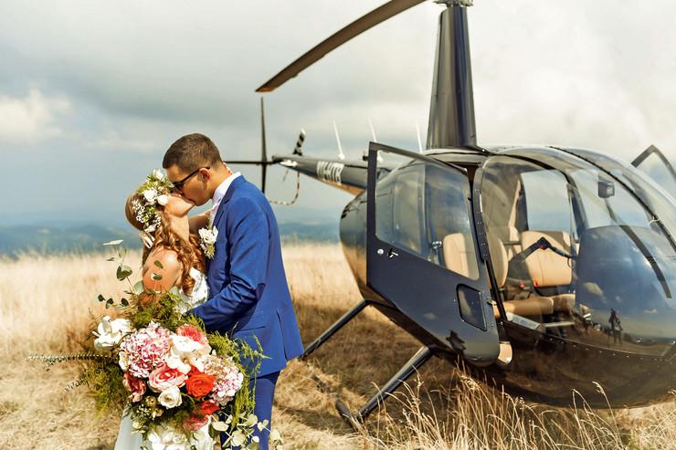 Nekad vozila helikopter, danas sa mužem proizvodi sir
