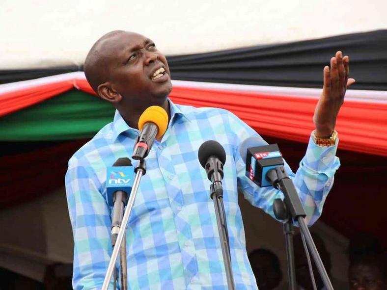 Video clip of Kapseret MP Oscar Sudi attacking President Uhuru Kenyatta and DP William Ruto goes viral