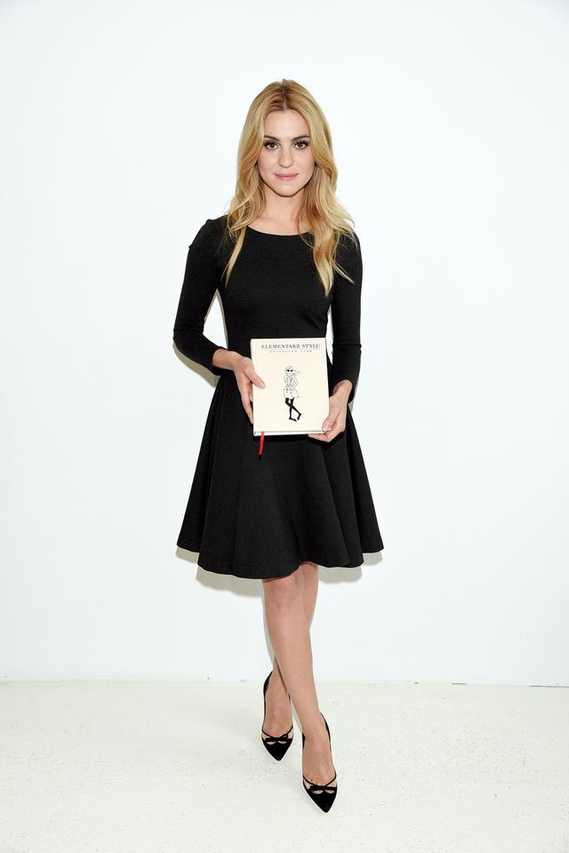 7009360b1a Kasia Tusk w sukience za 800 euro. Jej drogie stylizacje robią wrażenie