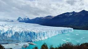 Argentyna - Perito Moreno - cud natury