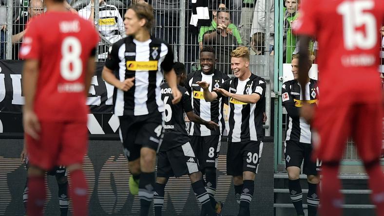 Borussia Moenchengladbach - FC Koeln