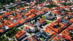 W Lewoczy można wejść na 70-metrową wieżę Bazyliki św. Jakuba