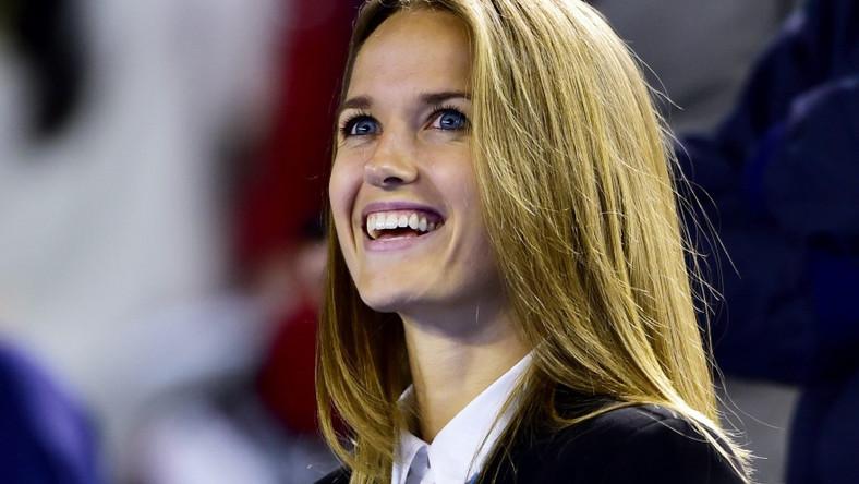 27-letnia narzeczona mistrza tenisa została okrzyknięta przez brytyjskie media drugą księżną Catherine!