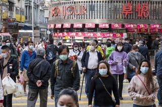 Kiedyś Chińczyk, dziś: inny Azjata. Pandemia dała Pekinowi wygodny pretekst do nasilenia represji