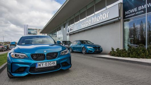 Kumulacja Mocy - BMW M Power Days