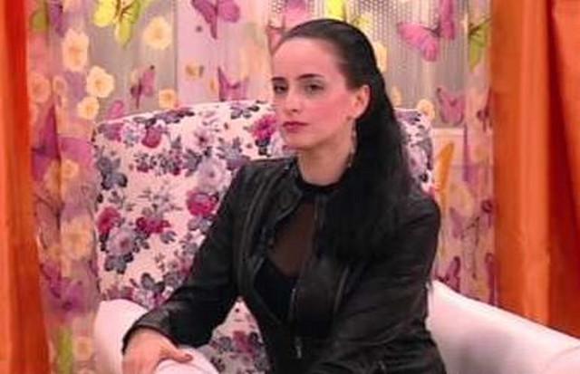 Milica, ćerka Laneta Gutovića