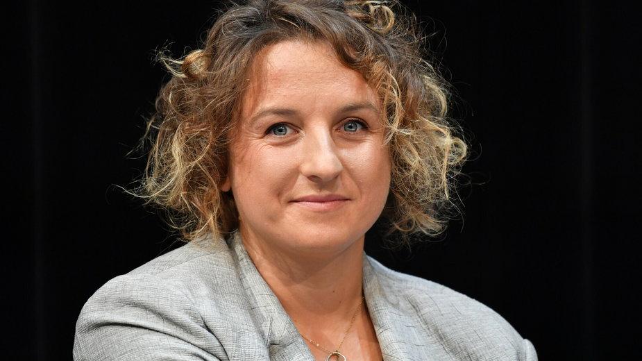 """Aleksandra Terpińska, reżyserka i scenarzystka filmu """"Inni ludzie"""""""