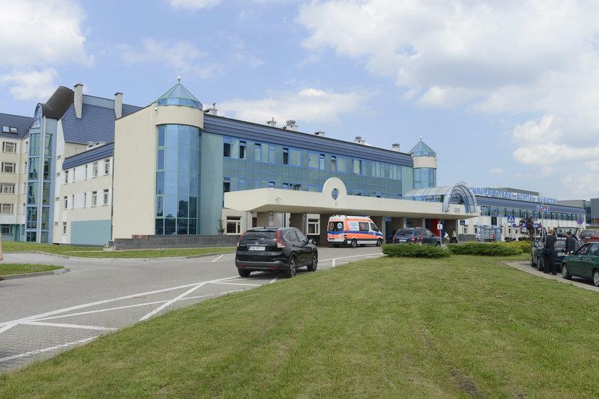 Uniwersytecki Szpital Kliniczny przy ul. Borowskiej
