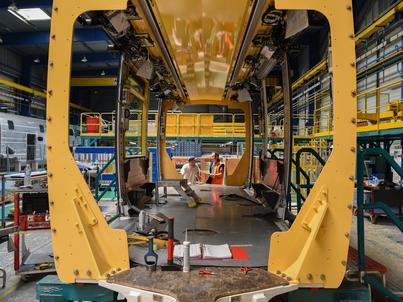 Komisja Europejska ocenia możliwość połączenia dwóch europejskich producentów taboru kolejowego - niemieckiego Siemensa i francuskiego Alstomu
