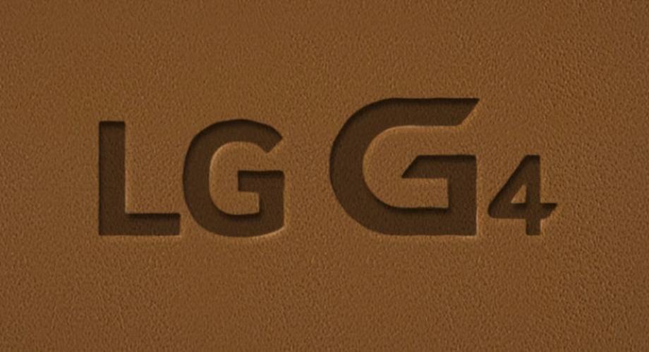 LG G4 mit neuem User Interface und lichtstarker F1.8-Kamera