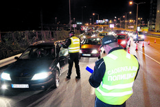 Policija kontrolise saobracaj_021015_RAS Foto Milorad Milankovic (22)