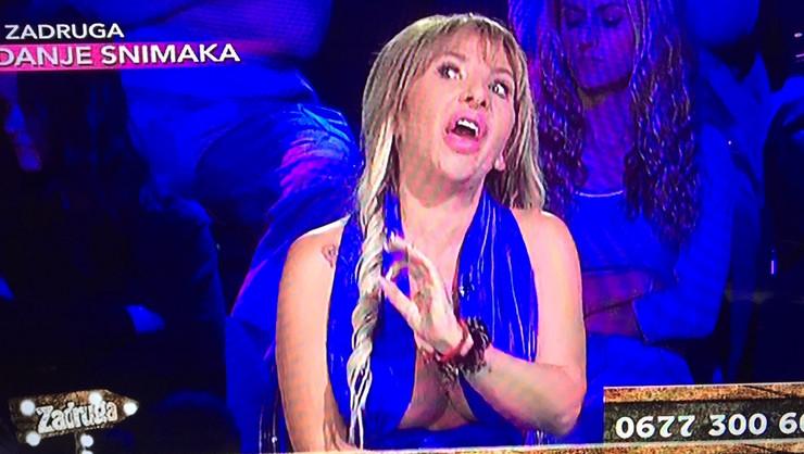 Suzana Perović Blondi 3