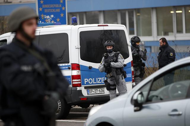 Policija Nemačka