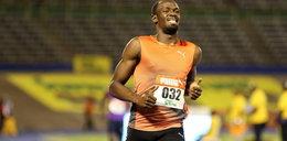 Dramat Usaina Bolta. Kontuzja wykluczy go z Rio?