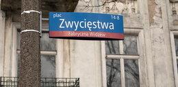 Plac Zwycięstwa, czy Kaczyńskiego? Dziś konsultacje