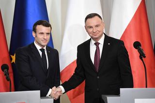 Paryż chce łagodzić napięcia z Polską