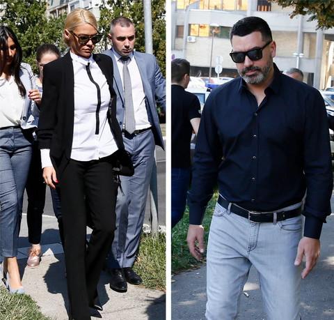 Luka Lazukić osuđen na 8 meseci zatvora, odnosno tri godine uslovno, zbog povreda koje je naneo Nataši Bekvalac!