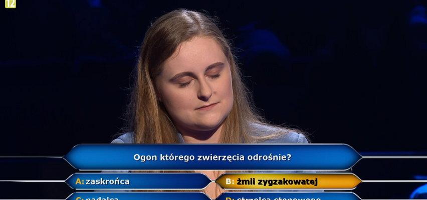 """""""Milionerzy"""". Uczestniczka dostała pytanie o kobietę z obrazu """"Pocałunek"""" Gustava Klimta"""