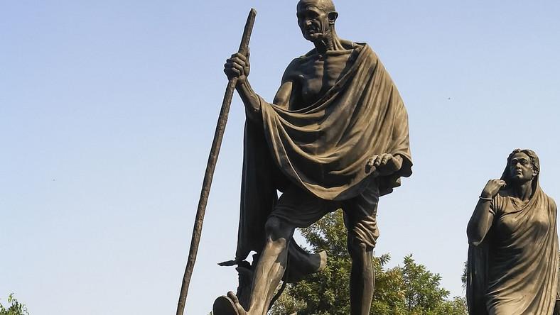 Pomnik Gandiego