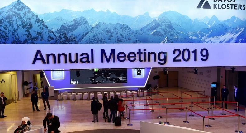 World Economic Forum - Davos 2019