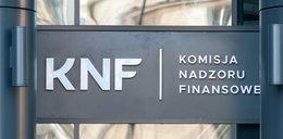 Badali SKOK-i. Wylecieli z KNF