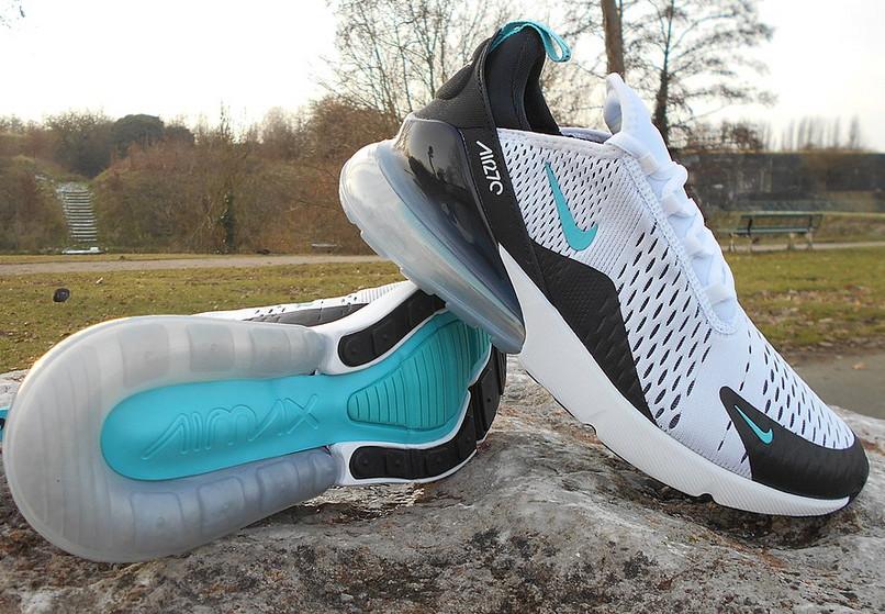 Nike Air Max 270 dłuższą chwilę po premierze wywołały trochę szumu 674408f0bb3