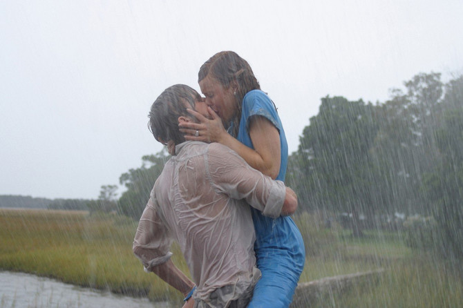 Scena iz filma The Notebook