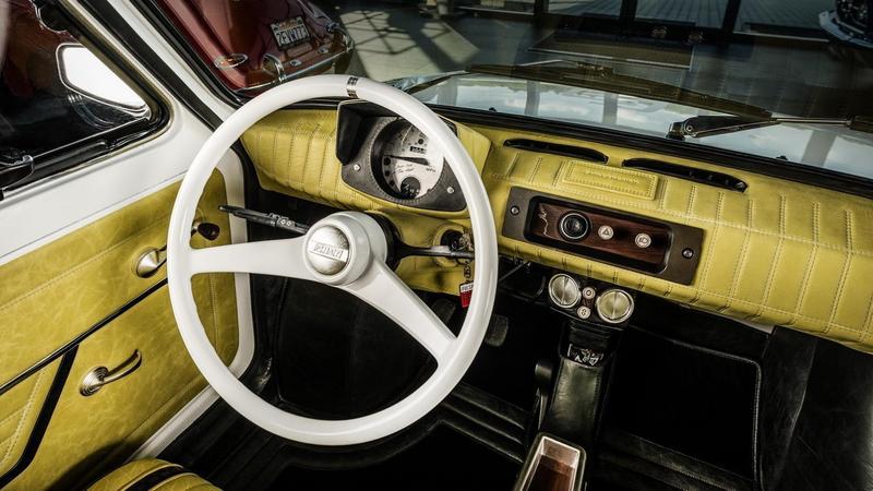 Fiat 126p dla Toma Hanksa