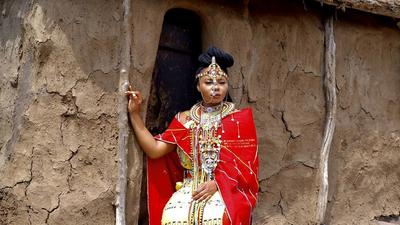 Yemi Alade celebrates African heritage in new video 'Shekere'