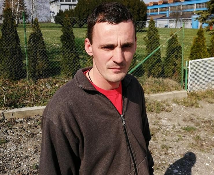 Marko Vasiljević, Gornja Trnava kod Topole, pronašao novčanik