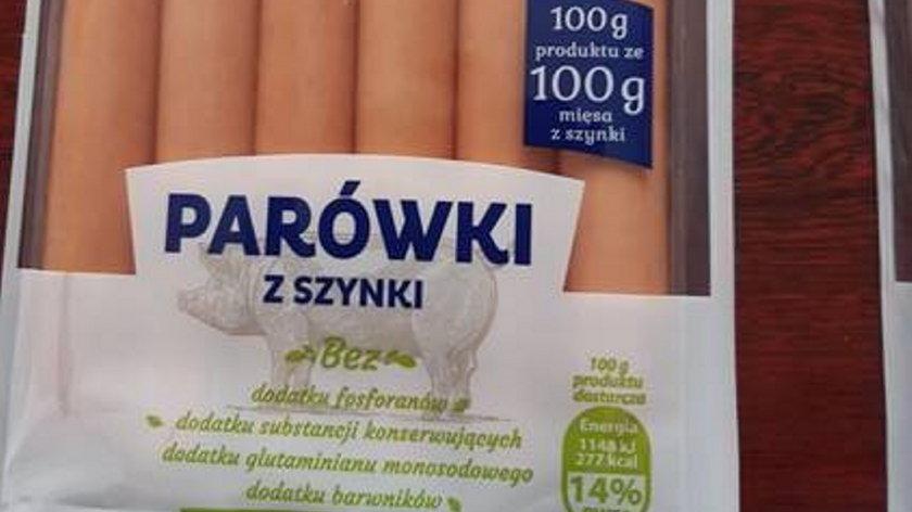 Kupiłeś te parówki w Biedronce? Uważaj, może być w nich groźna bakteria!