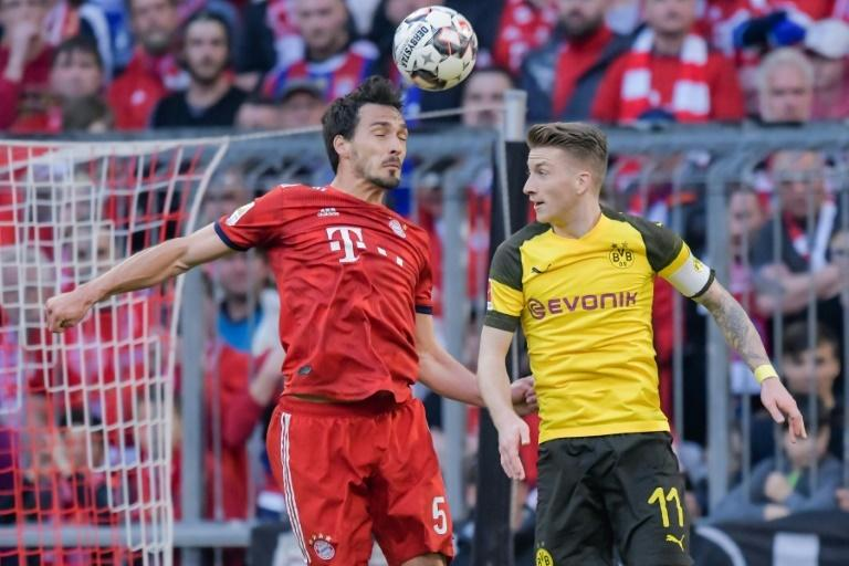 The title race between Bayern Munich and Borussia Dortmund has gone down to the wire this season