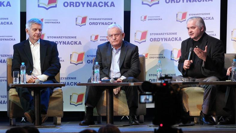 Marek Belka, Leszek Miller, Włodzimierz Cimoszewicz