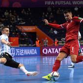 ŠTETA, VELIKA ŠTETA! Futsal reprezentacija Srbije dva puta vodila protiv Argentine na SP, pa izgubila