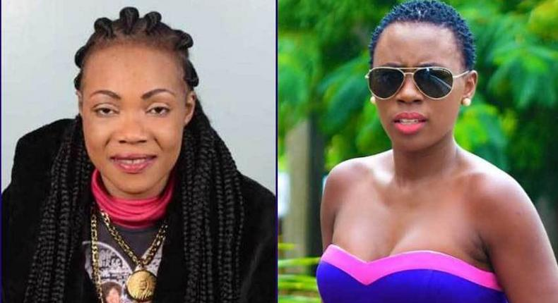 Lady Maureen is still Alive- Akothee clarifies after reports went viral that she is dead
