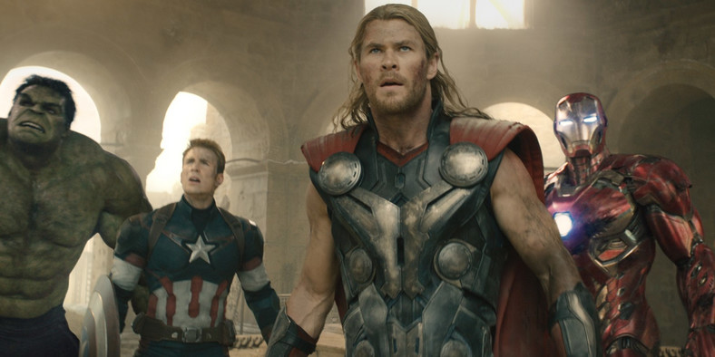 """10. """"Avengers: Age of Ultron"""" — 24 days"""