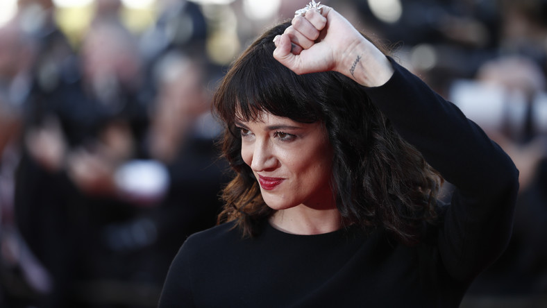 Asia Argento w Cannes