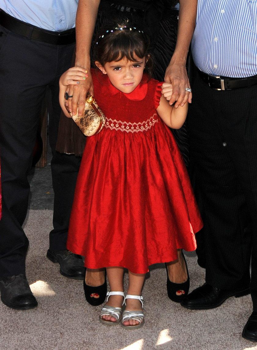 Córka Salmy Hayek