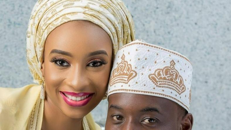 Aminu Sanusi, son of the Emir of Kano, shares prewedding photo ahead of wedding