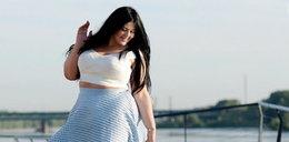 Modelka Plus Size miała bulimię. Teraz pomaga innym