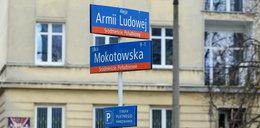 PiS wprowadził ulice Lecha Kaczyńskiego i zapis, że nie da się tego łatwo odwrócić