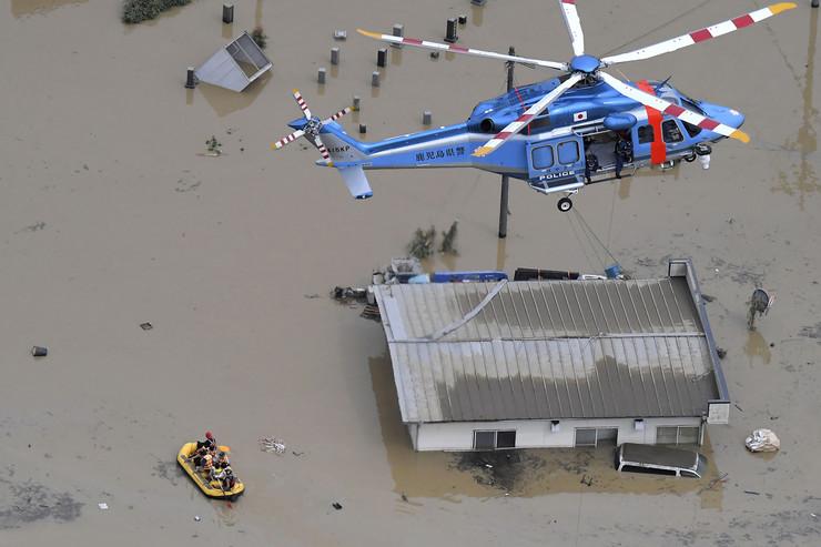 Japan poplave