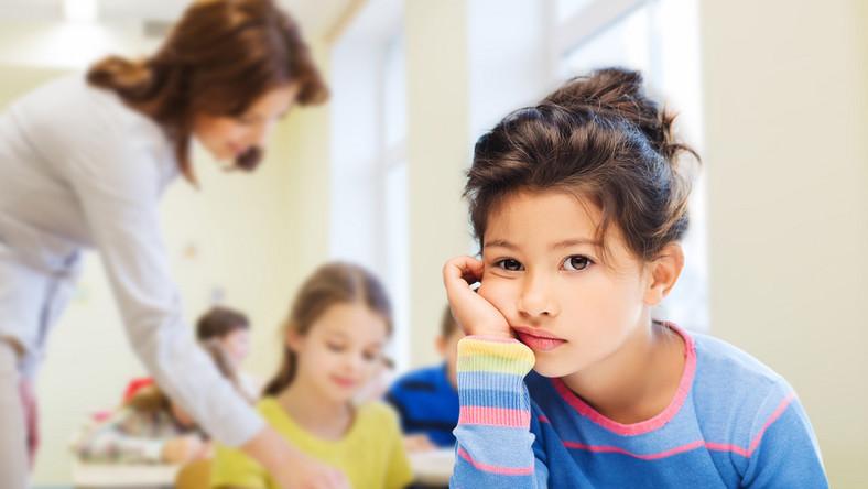 Jakie problemy mają dziś dzieci w szkole?