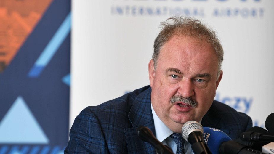 Piotr Pilch, wicemarszałek zarządu województwa